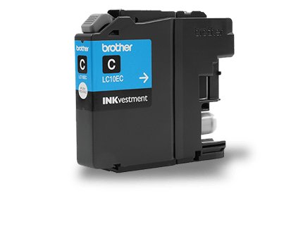 Genuine Brother Ink LC10EC Cartridge