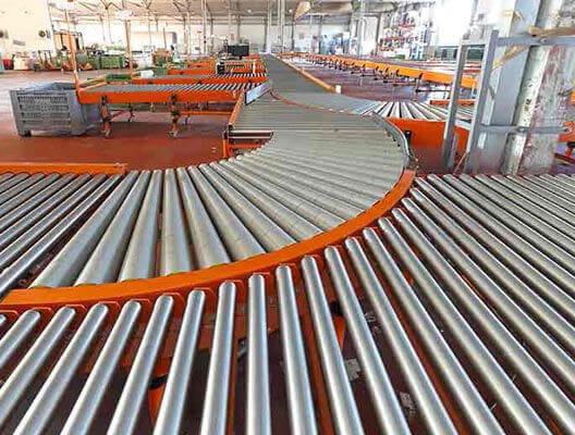 Industrial rollers