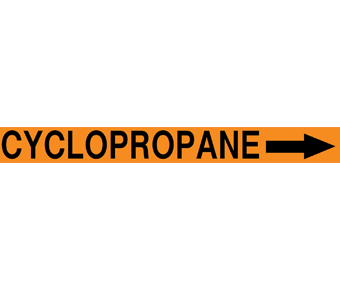 Cyclopropane label