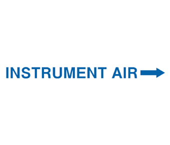 Instrument Air label