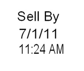 Sell by label