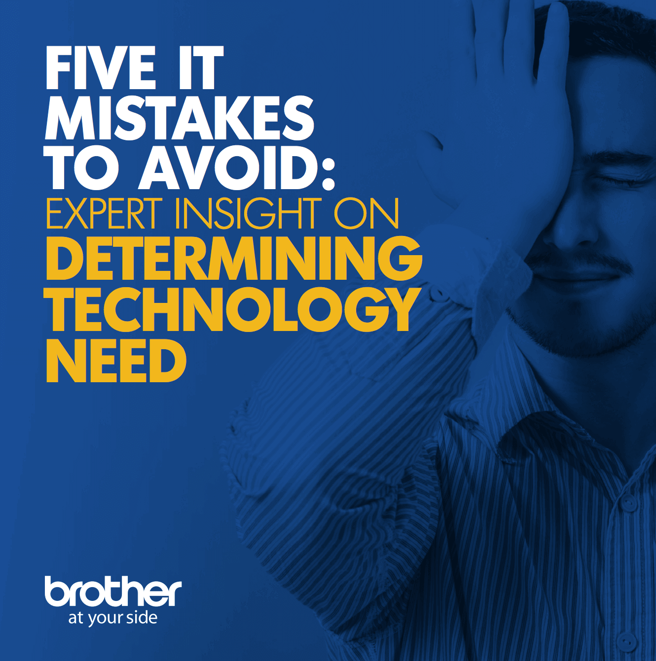 Five IT Mistakes logo