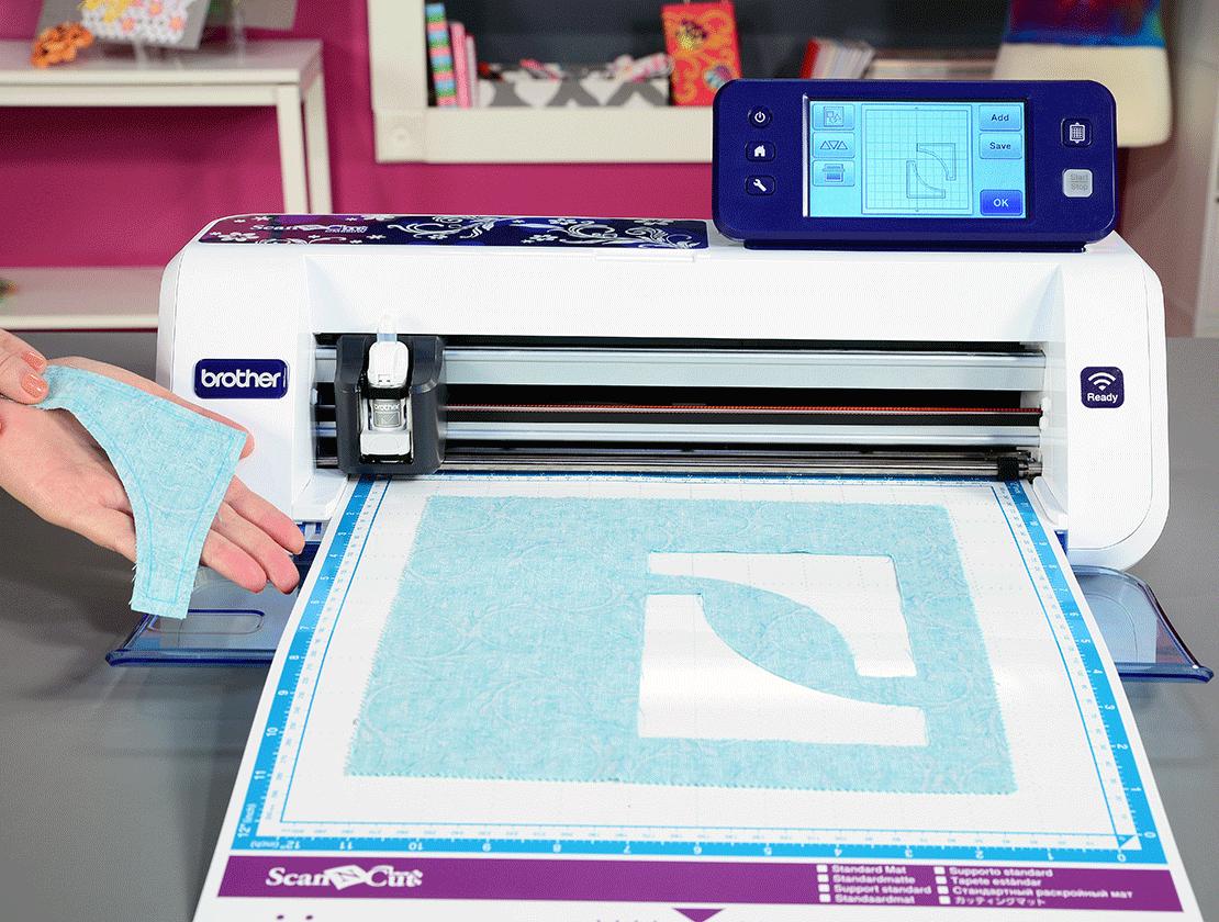 ScanNCut2 CM650WX Cutting Machine
