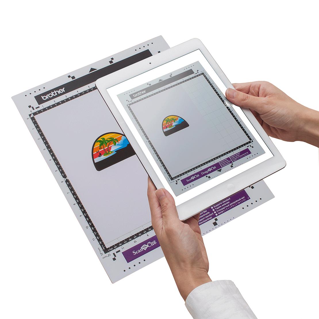 Printable sticker kit with lamination