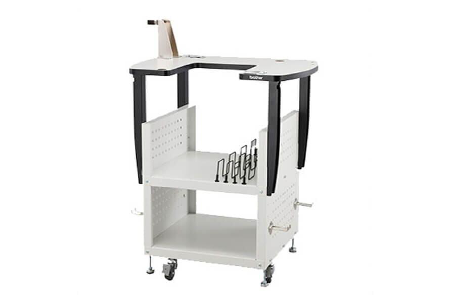 Machine stand