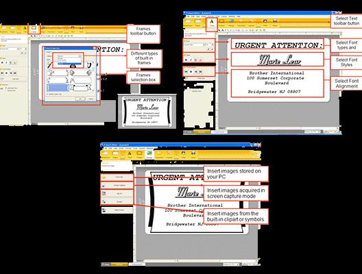 label printer software