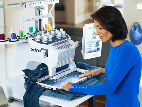 partner program sewing