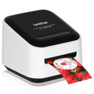 VC-500W Color Label and Photo Printer