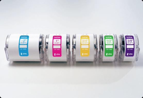 Tape roll supplies
