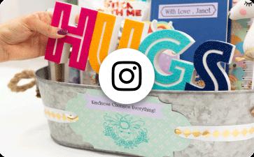 P-touch Embellish Instagram