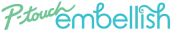 P-touch Embellish logo