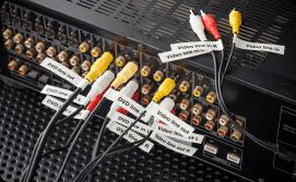 Categorized AV cables