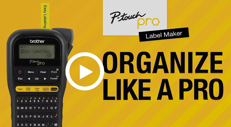ptouch pro video