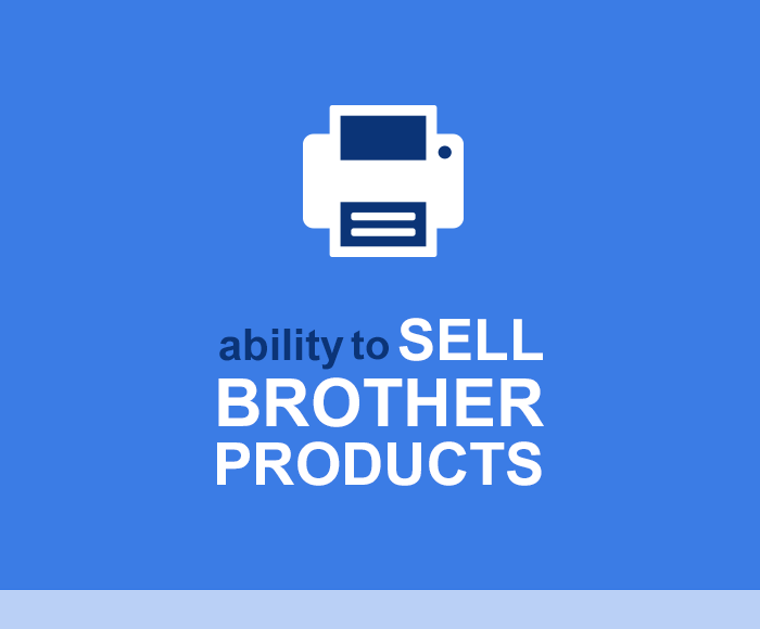 Sell Brother products