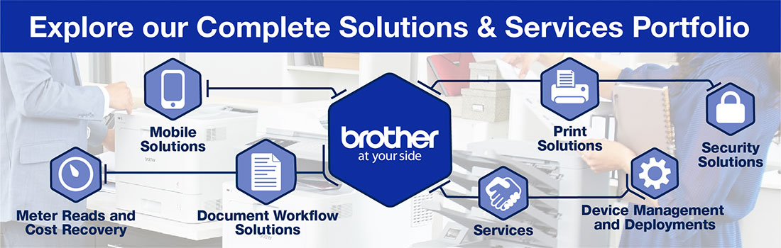 brother solutions portfolio