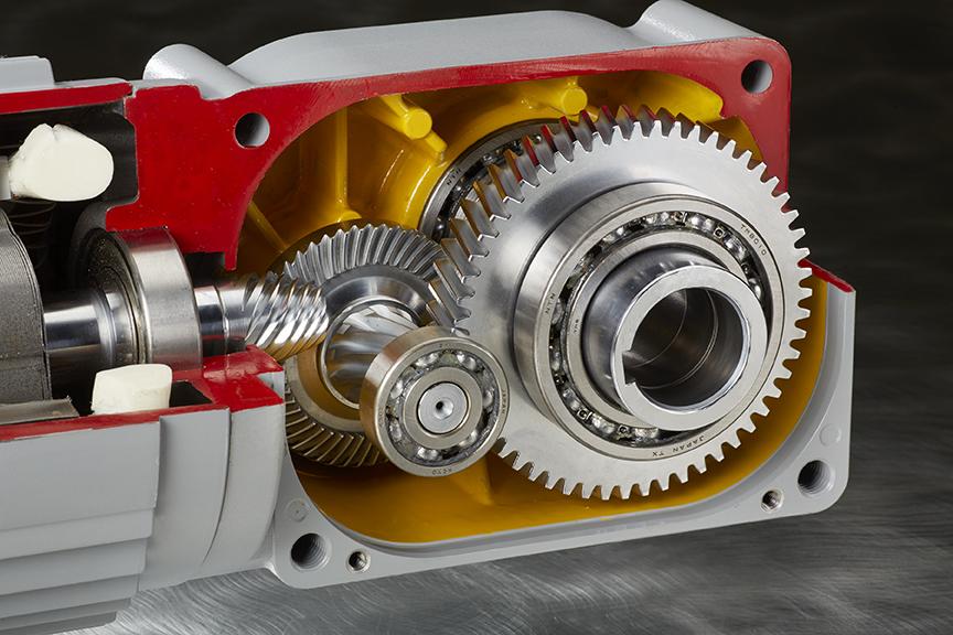 Brother International Gearmotors Reducers