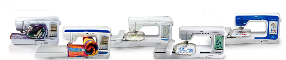 DreamWeaver™: QUILTING & SEWING MACHINE
