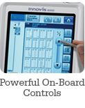 Powerful On-Board Controls