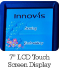 SeVen Inch LCD Touch Screen Display