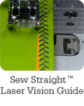 Sew Straight Laser Vision Guide