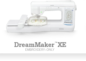 DreamMaker XE Embroidery-Only