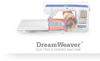 DreamWeaver Quilting and Sewing Machine