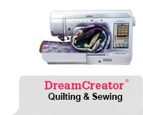 DreamCreator Quilting and Sewing Machine