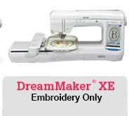 DreamMaker XE Embroidery Only