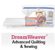 DreamWeaver Advanced Quilting and Sewing Machine