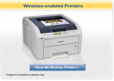 Show Me Wireless Printers