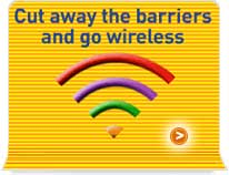 Cut away the barriers and go wireless