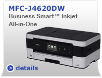 MFC-J4620DW Up-to-11 x 17 printing