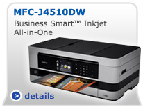 MFC-J4510DW Up-to-11 x 17 printing