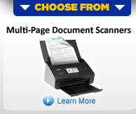Multi-Page Document Scanners