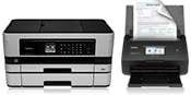 Supplies for Printers, All-in-Ones, Fax Machines & Scanners