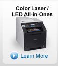 Color Laser / LED All-in-Ones