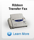 Ribbon Transfer Fax