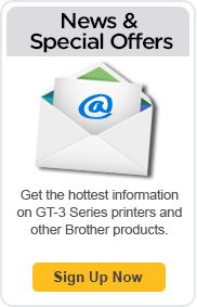 Subscribe to Brother™  News and Special Offers
