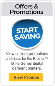 Brother™ Offers and Promotions