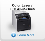 Color Laser/ LED All in Ones