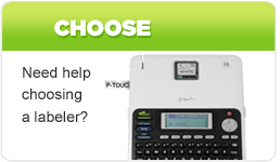 Need help choosing a labeler?
