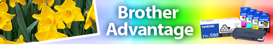 Use Genuine Brother Supplies & Accessories to maintain Genuine Brother Quality.