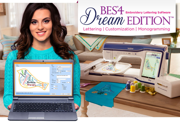 BES<sup>&reg;</sup>4 Dream Edition Software