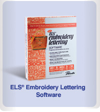 ELS® Embroidery Lettering Software