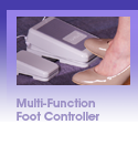 Multi-Function Foot Controller