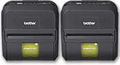 RuggedJet™ RJ-4030 & RJ-4040 mobile receipt and label printers