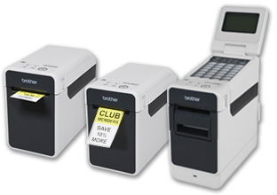 TD-2000 Series Powered Desktop Thermal Printers