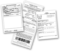 "4"" wide mobile printing for e-citations, warnings, receipts, evidence labels and more"