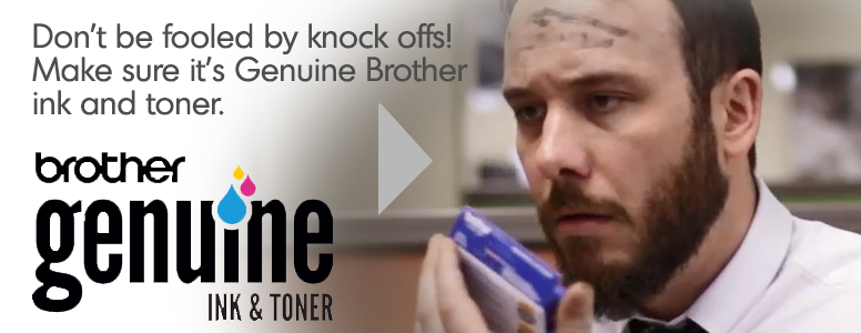 Brother Genuine Ink & Toner