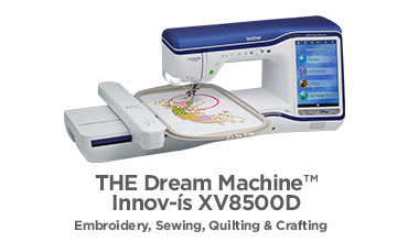Featured Product - THE Dream Machine Innov-is XV8500D